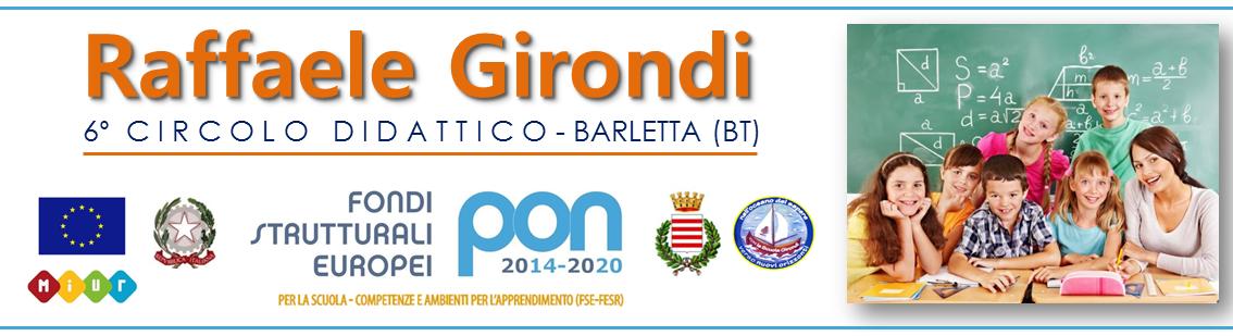 """6° C.D. """"R. Girondi"""""""